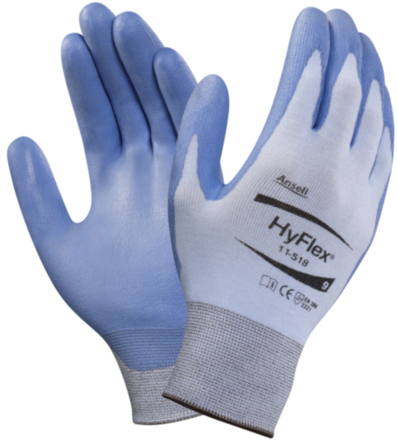 Ansell Cut resistant gloves HyFlex 11-518 SIZE 9