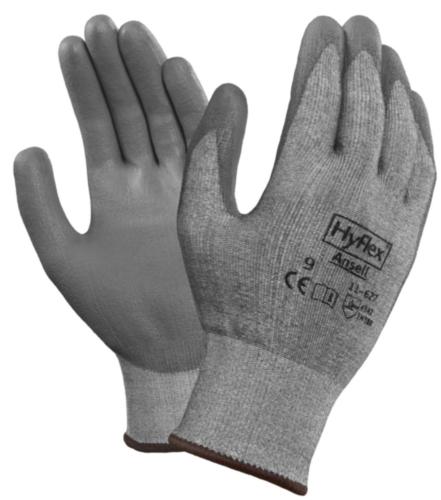 Ansell Cut resistant gloves HyFlex 11-627 SIZE 9