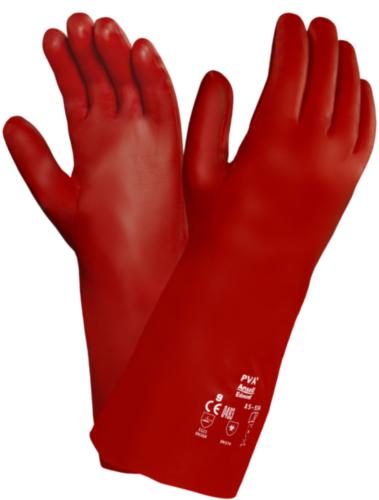 Ansell Chemisch bestendige handschoenen PVA PVA 15-554 SIZE 10