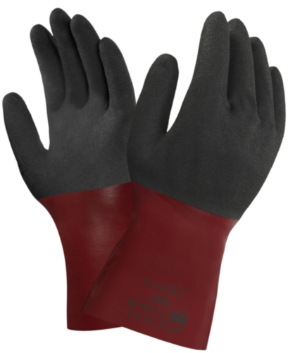 Ansell Chemical resistant gloves AlphaTec 58-530W SIZE 10