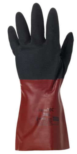 Ansell Chemical resistant gloves AlphaTec 58-535W SIZE 9