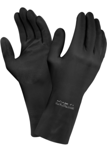 Ansell Chemical resistant gloves Extra 87-950 SIZE 9