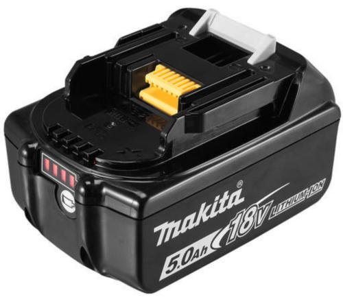 Makita Batterij/Accu BL1850B 18V 5,0AH
