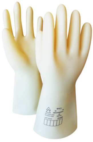 ELECTRO LATEX GP-0 GLOVE 1000V 10