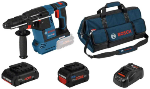 Bosch Combi set 3 TOOLKIT 18V