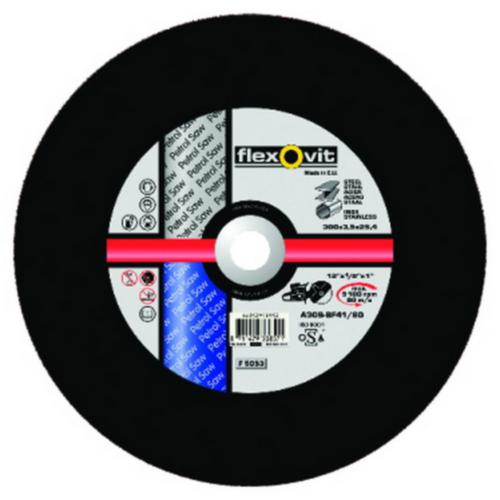 Flexovit Disque à tronçonner A30S 300X3,5X22,23