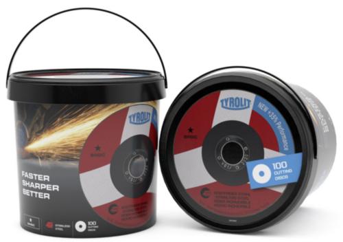 Tyrolit Cutting wheel set 100 PCS