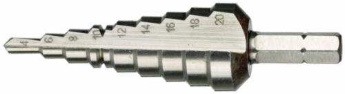 Wera Step drill 4-20MM