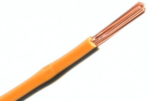 RIPC-500M-2ORG/BLK SINGLE CABLE