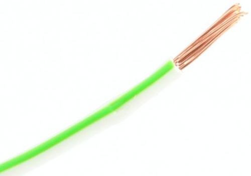 RIPC-500M-2WHT/GRN SINGLE CABLE