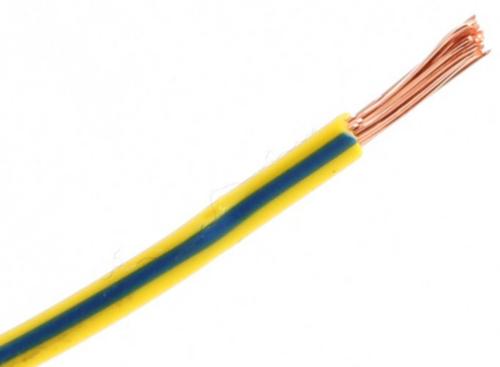 RIPC-500M-1YLW/BLU SINGLE CABLE