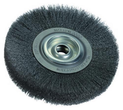 Flexovit Wheel brush 200X26X32 2R 0,5 T40
