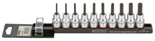 Sonic Socket sets 3/8IN 201006