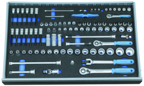 Gedore Tool trolley assortments & tool sets 2016257