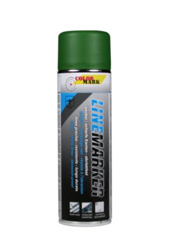 Motip Line marking paint 500 Zöld