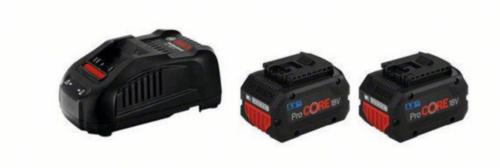 Bosch Accu pack 2X5,5AH+GAL1880CV