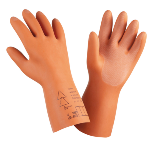 Honeywell Electrical protective gloves ELECTROSOFT COMPOSITE CL00 500V, 10