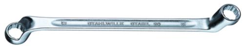 Stahlwille Doppelringschlüssel 20 21 X23 MM