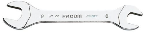 Facom Oboustranné klíče 3,2X5,5MM