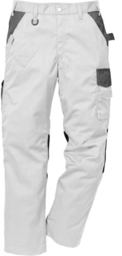 Fristads Kansas Worktrouser 2109 P154 114103 White/Grey 56