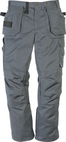 Fristads Kansas Worktrouser 241 PS25 100544 Grey 150 (51)