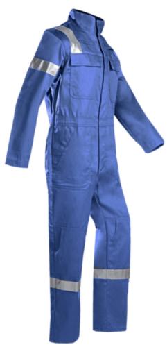 Sioen Combinaison Carlow Bleu bleuet 48