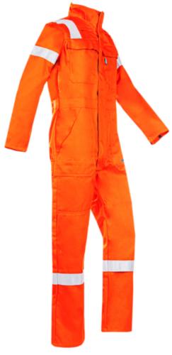 Sioen Coverall Carlow Naranja 56