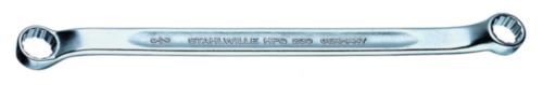 Stahlwille Ringschlüssel, flachgekröpft 230A 15/16 X1/2
