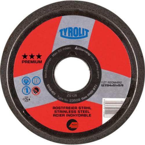 Tyrolit Cup disc 127