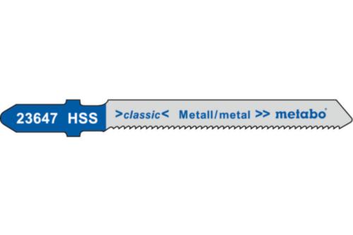 Metabo Decoupeerzaag blad HSS 51/1,2MM