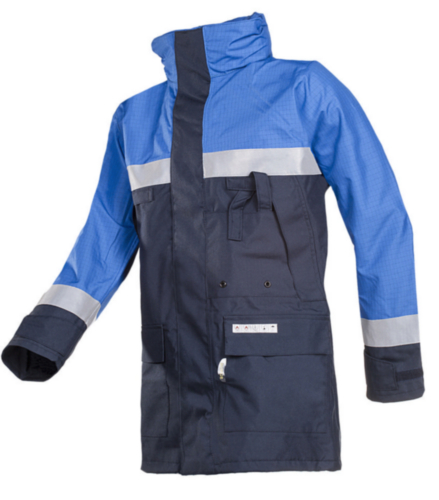 Sioen Parka Duffel 3074 3074 Marineblauw/Korenblauw XL