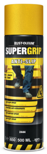 Rust-Oleum 2444 Topcoat 500 Safety yellow