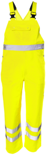 M-Wear High visibility coverall 5805 Fluorescent yellow 64