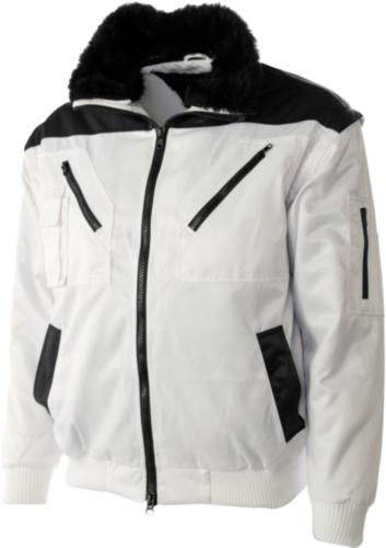 M-Wear Winter wears P/K 8382 Black/White S