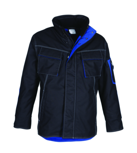 Havep Parka 50068 Black/Cornflower blue S