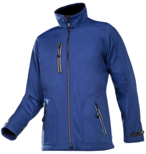 Sioen Softshell jas Pulco 622Z 622Z Marineblauw S