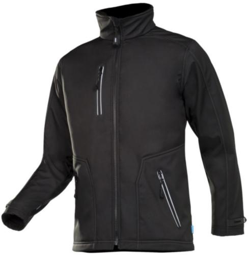 Sioen Softshell veste Pulco 622Z Noir XL