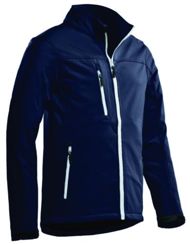 Santino Softshell veste Soul SOFTSHELL Bleu marine XL