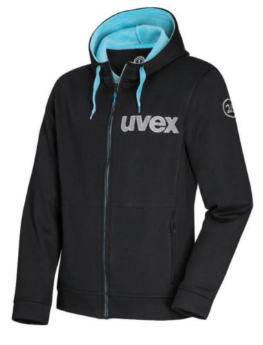 Uvex General work wears texpergo Navy blue/Sky blue SIZE L