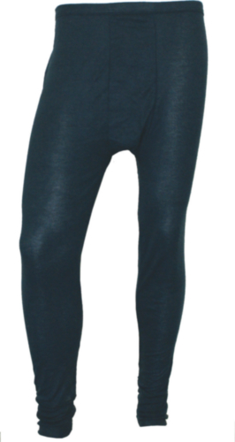 Trousers Viloft Navy blue L