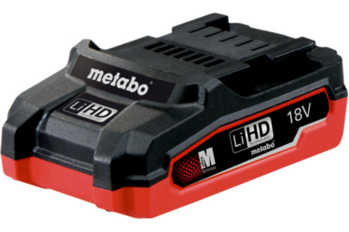 Metabo Battery pack 18V 31A LIHD