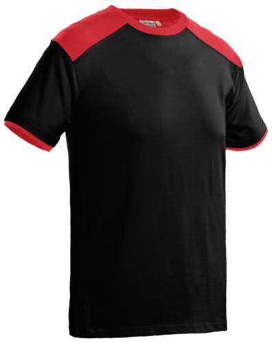 Santino T-shirt Tiësto Black/Red L