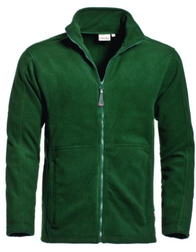 Santino Combi jacket Bormio Donkergroen XL