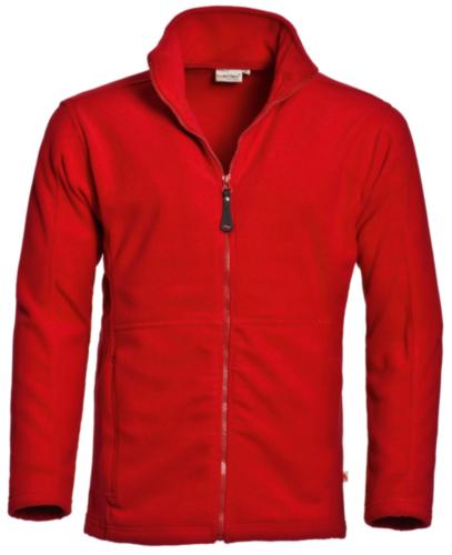 Santino Všeobecné pracovné odevy Bormio Červená SIZE 3XL