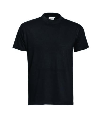 Santino T-shirt Joy Joy Zwart M