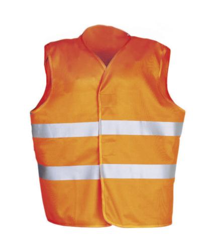Sioen Hoge zichtbaarheid verkeer vest Elba 9044 9044 Fluorescerend oranje XL