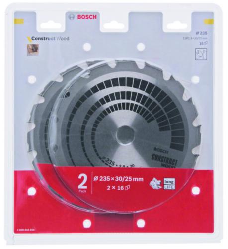 Bosch Lame de scie circulaire PACK 235X30