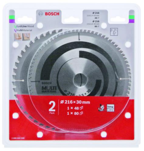 Bosch Lame de scie circulaire PACK 216X30