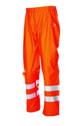 Sioen Hoge zichtbaarheid broek Gemini 6580 6580 Fluorescerend oranje L