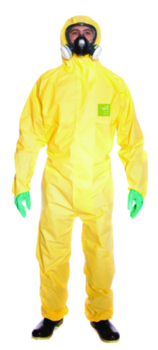 Microgard Disposable coverall 2300 Plus 132 Yellow S